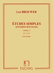 Simple Etudes (Estudios Sencillos) Volume 1