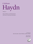 Celebrate Haydn Volume I