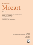Celebrate Mozart Volume I (out of print)