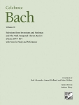 Celebrate Bach Volume II (out of print)