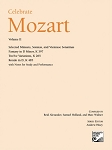 Celebrate Mozart Volume II (out of print)