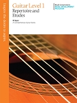 Bridges 2011 - Guitar Repertoire and Etudes 1 (Limited Inventory Closeout)
