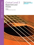Bridges 2011 - Guitar Repertoire and Etudes 3 (Limited Inventory Closeout)