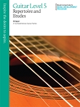 Bridges 2011 - Guitar Repertoire and Etudes 5 (Limited Inventory Closeout)