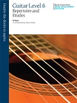 Bridges 2011 - Guitar Repertoire and Etudes 6 (No Longer Available)
