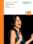 Voice Repertoire 1 (Limited Closeout Inventory)
