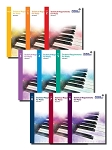 Complete 9-Book Technical Requirements for Piano Set