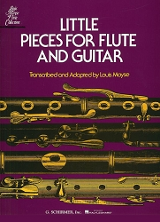 Little Pieces for Flute and Guitar