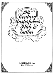 19th Century Masterpieces for Flute and Guitar