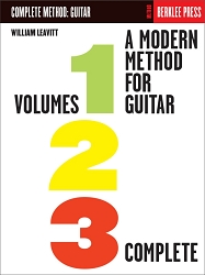 A Modern Method for Guitar – Volumes 1, 2, 3 Complete