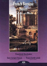 French Baroque Suites For Recorder And Continuo