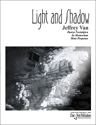 Light and Shadow for Solo Guitar by Jeffrey Van