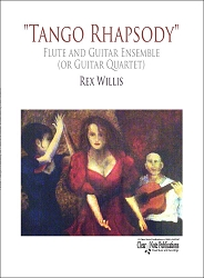 Tango Rhapsody by Rex Willis - Additional Sets of Parts - No Score