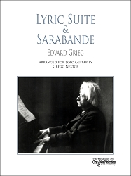 Lyric Suite and Sarabande by Edvard Grieg