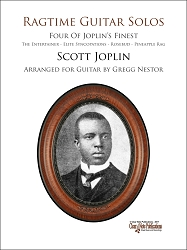 Ragtime Guitar Solos by Scott Joplin