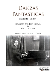 Danzas Fantásticas for two Guitars by Joaquín Turina