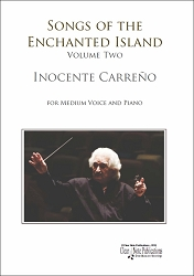 Songs of the Enchanted Island By Inocente Carreño - Volume 2