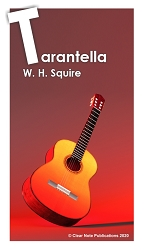 Tarantella, Op. 23 by W. H. Squire - All Tracks eBook Edition