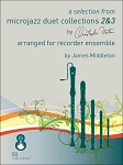 Microjazz for Recorder Ensemble