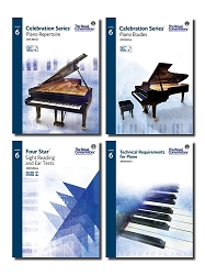 Piano Level 6 Set