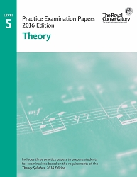 Level 5 Theory Practice Examination Papers - 2016 Edition - Limited inventory