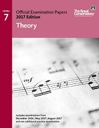 Level 7 Theory Examination Papers 2017 Edition