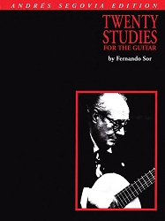 20 Studies for the Classical Guitar