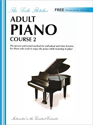 Leila Fletcher Adult Piano Course 2