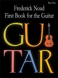First Book For The Guitar - Part 2