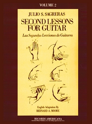 First Lessons for Guitar - Volume 2