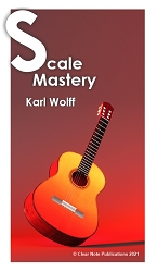 Scale Mastery by Karl Wolff