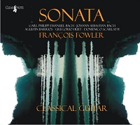 Sonata by François Fowler - CD