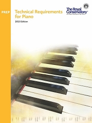 Technical Requirements for Piano Preparatory Level
