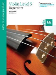 Violin Repertoire Level 5