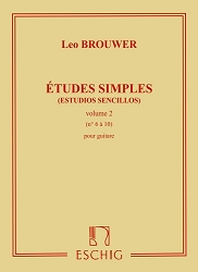 Simple Etudes (Estudios Sencillos) Volume 2