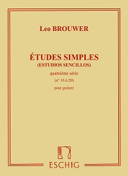Simple Etudes (Estudios Sencillos) Volume 4