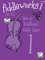 Fiddleworks 1 Music Book with CD