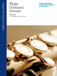 Orchestral Excerpts - Overtones: A Comprehensive Flute Series