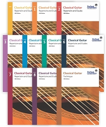 RCM Guitar Series Complete Set - 2018 Edition