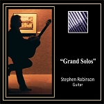 Grand Solos by Stephen Robinson - CD