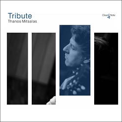 Tribute - Thanos Mitsalas - Guitar - CD