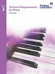 Technical Requirements for Piano Level 3