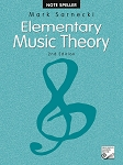 Elementary Music Theory, 2nd Edition: Note Speller