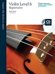 Violin Repertoire  Level 6