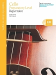RCM Cello Preparatory Level Repertoire 2013 Edition