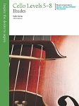 RCM Cello Levels 5-8 Etudes 2013 Edition