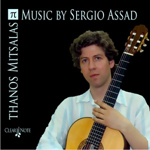 Music of Sergio Assad played by Thanos Mitsalas