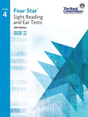 Four Star Sight Reading and Ear Tests Level 4