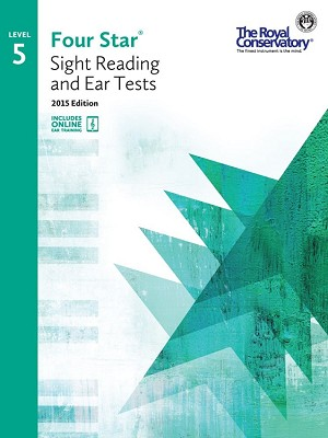 Four Star Sight Reading and Ear Tests Level 5