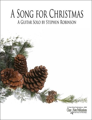 A Song for Christmas by Stephen Robinson
